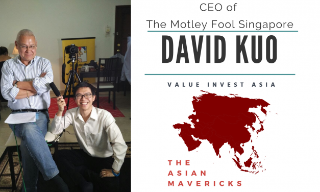 #7 The Asian Mavericks – Dr. David Kuo (The Motley Fool Singapore)