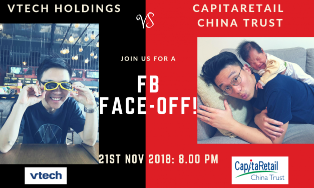 Facebook Face-Off: VTech Holdings Vs CapitaRetail China Trust