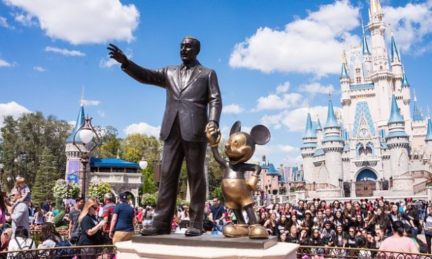 The New Beginning Of Walt Disney Company