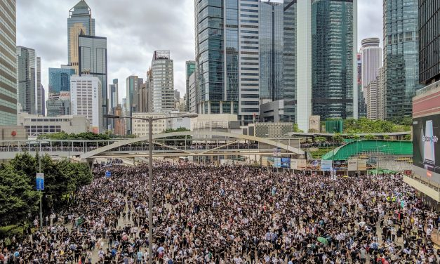Is Hong Kong an Opportunity or a Falling Knife?