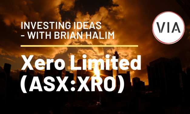 #10 Investing Ideas – Xero Limited (ASX: XRO)