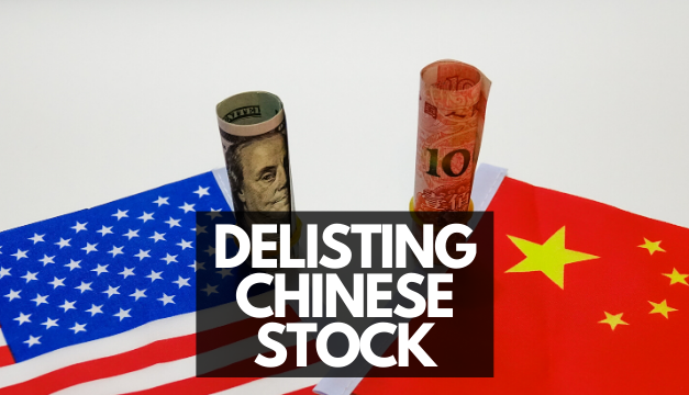 What To Do With Your Chinese Stocks On The US Market?