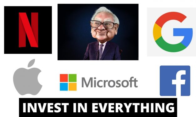 STOCK OF THE MONTH: Invest In Everything!