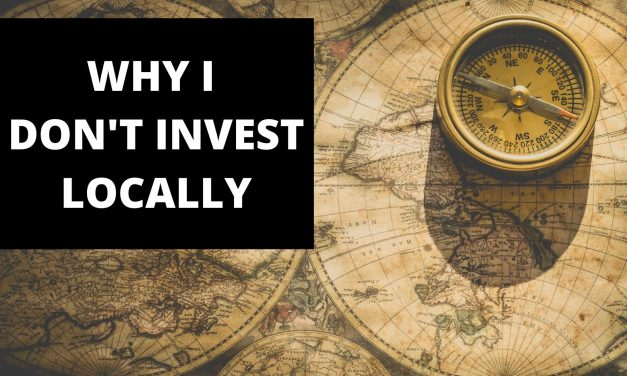 Why I Don't Invest In Local Stocks?