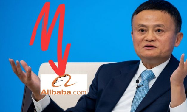 Alibaba and The Fallen Ant?