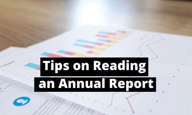 10 Steps of Reading An Annual Report