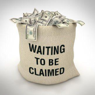 unclaimed dividend