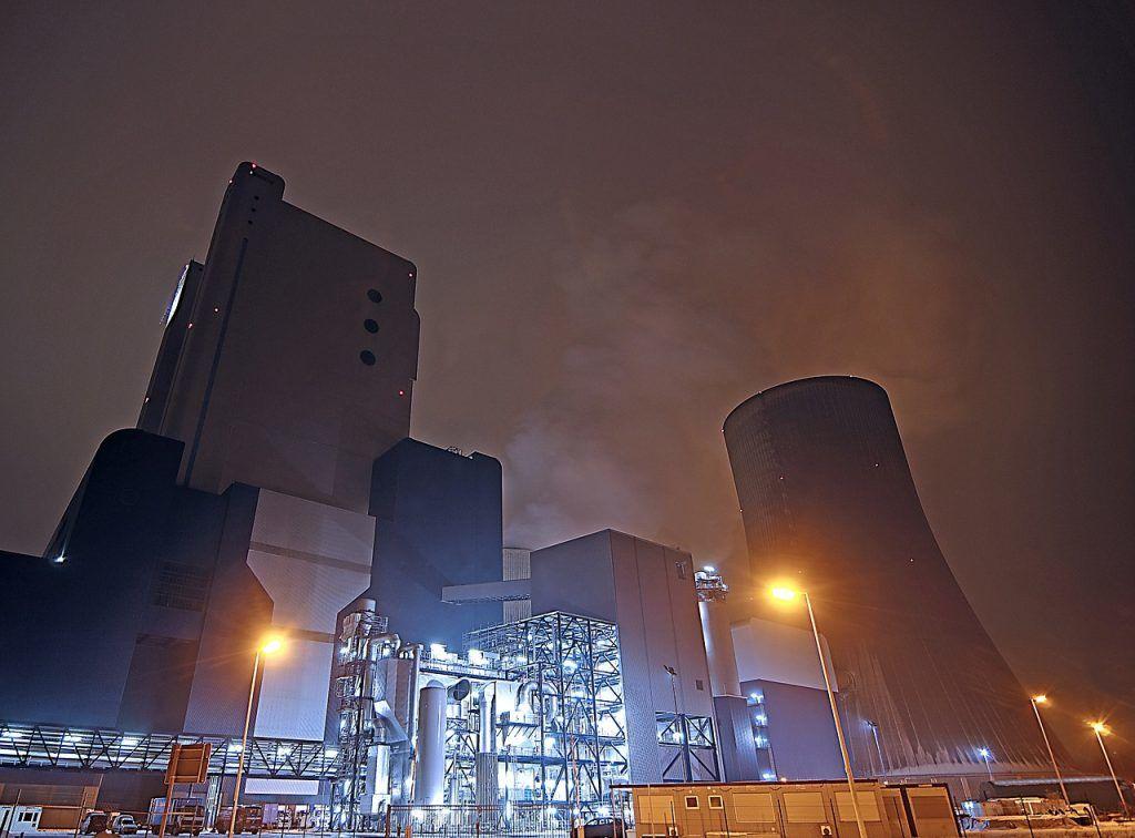 power station TNB