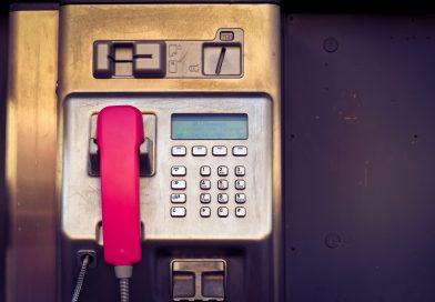 phone booth singtel