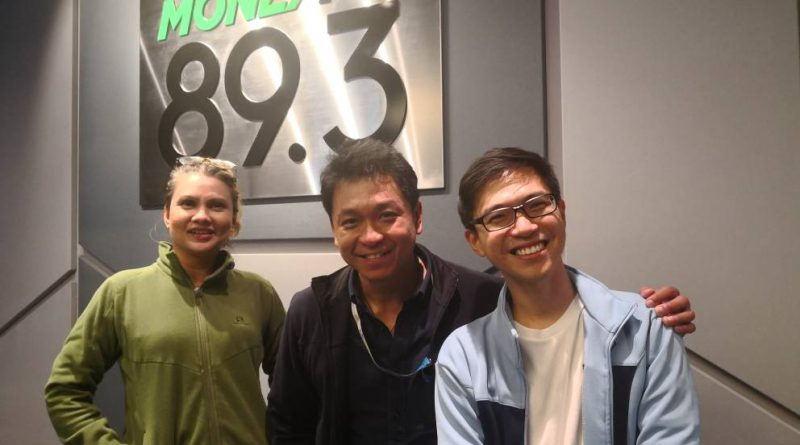 """On MoneyFM 89.3 with Michelle Martin Discussing About Our """"5-Fingers"""" Rule!"""