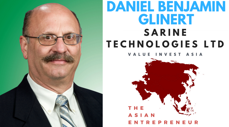 #3 The Asian Entrepreneur: Interview with Chairman of Sarine Technologies Ltd