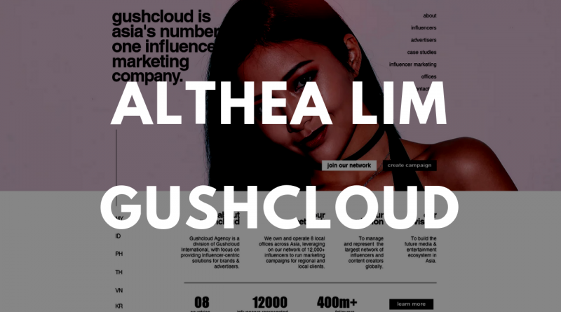 #8 The Asian Mavericks – Althea Lim (Gushcloud International)