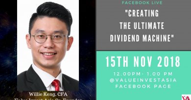Creating The Ultimate Dividend Machine